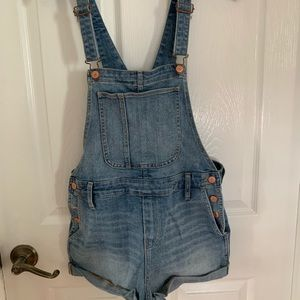 Women's Denim Overalls 🌿